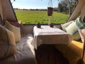 Create Memories in Cornwall camping in our 5 berth caravan.