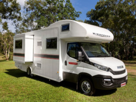 Ruby - Winnebago - 4.Berth. - Cover Image
