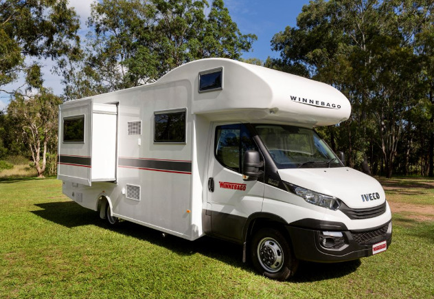Ruby - New 2018 - Winnebago-4.Berth (Legal seat belted). - Cover Image