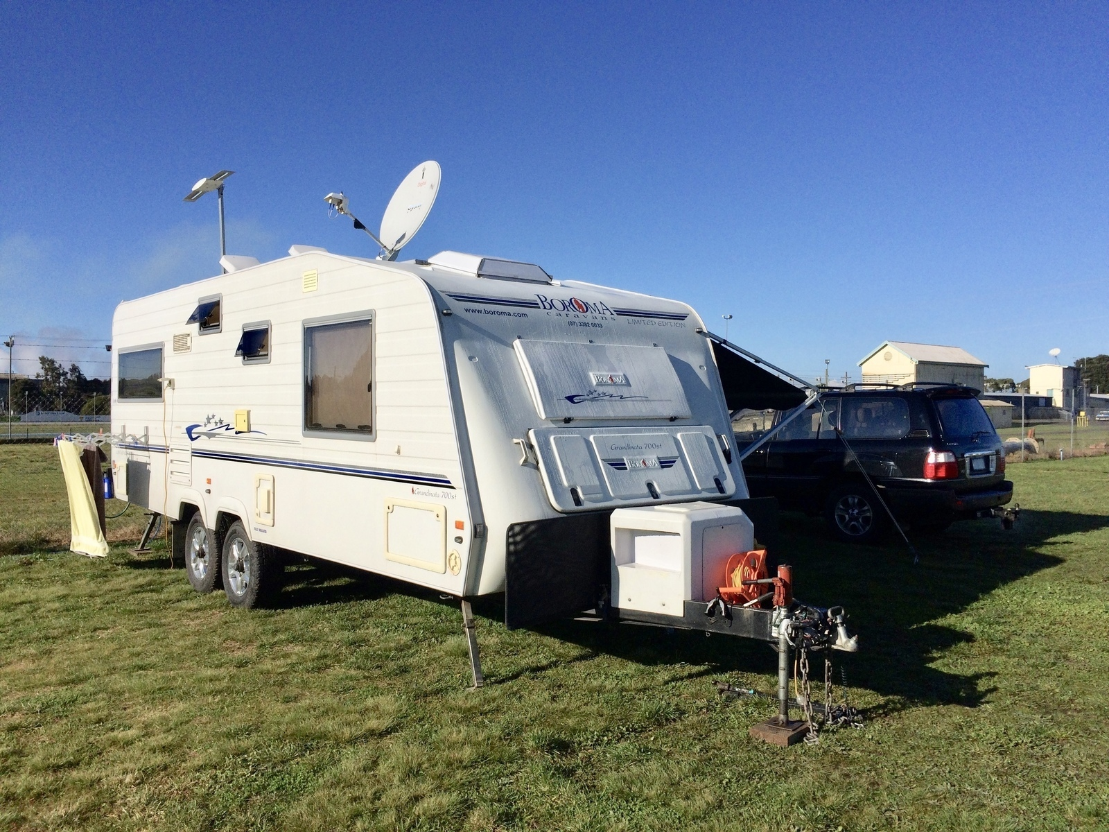 Caravan For Hire In Thornton Nsw From 130 0 Betty Boroma