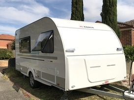 Caravan for everyone, lightweight & easy towing - Cover Image
