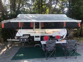 5* Pegasus - Brand New Camper