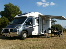 2019 Knaus 4-Person Motorhome - Cover Image