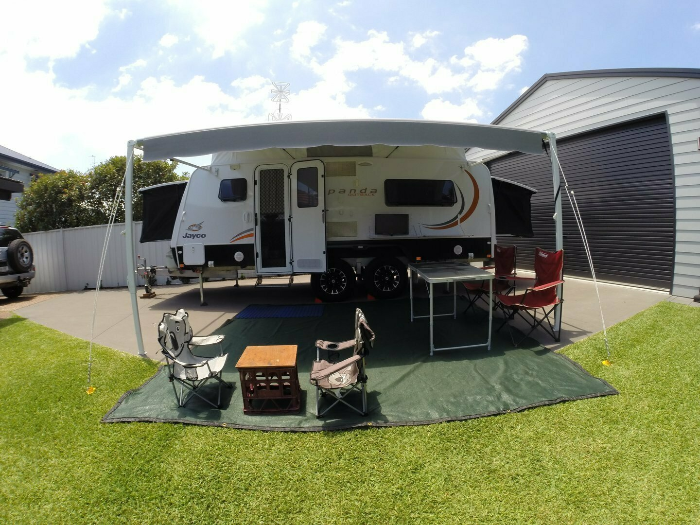 Jayco Expanda Outback - With Shower/Toilet/Bunks - Cover Image