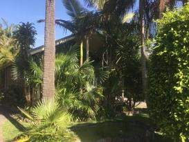 Palms Oasis Caravan Park (Cabin number 1)