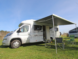 Marvin the 6 berth 2017 Motorhome - Cover Image