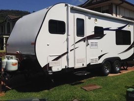 2013 Pacific Coachworks Toy Hauler