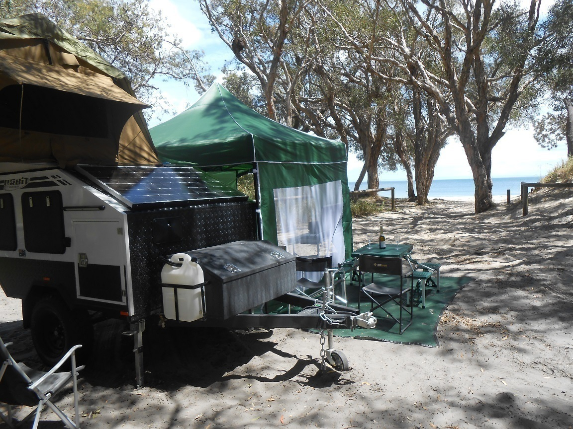 Photos of byron bay nsw campers disposals australia