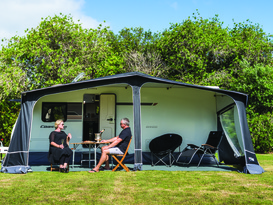 Kiwi Caravan Experience