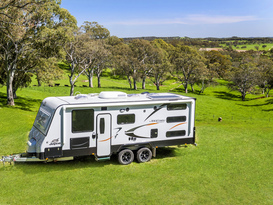 ROAM HIRE - Jayco Outback Journey 23ft. Brand New 2019 semi off road