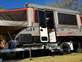 BRAND NEW Jayco Swan Outback 2019 - with all accessories