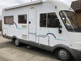 Horrace the Hymer - Cover Image