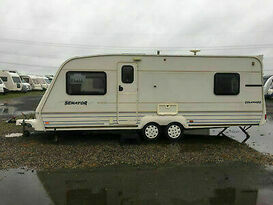 WESELFTOW - BAILEY SENATOR 4 BERTH
