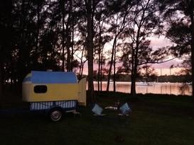 Beach Box                Camp Trailer
