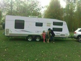 Montana Balloo 4 Berth Family Caravan
