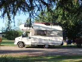 Dotty the Classic Hymer