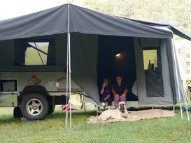 The Redbankway Cub Camper (ON-SITE HIRE ONLY)