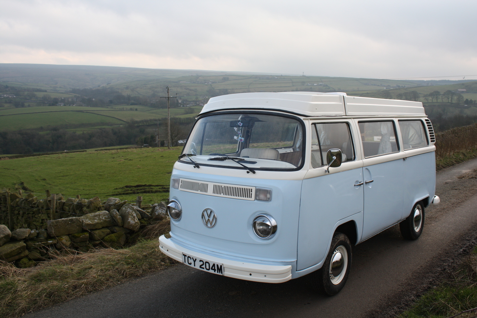 T3 in the Keighley Dales