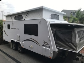 Jayco Expander - Great Family Van