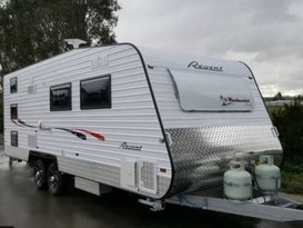 Family Caravan Hire Brisbane - Regent Weekender