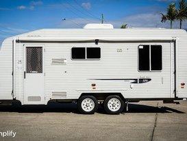 The King Coromal Family Bunk Van