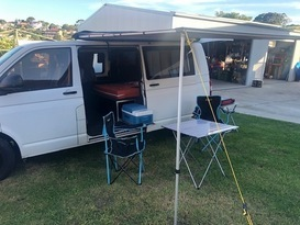 COAST TO COUNTRY CAMPER
