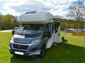 2019 Luxury 6 Birth Tribute T720 GT (Fully Insured)