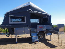Cape Leeuwin Forward Fold Camper
