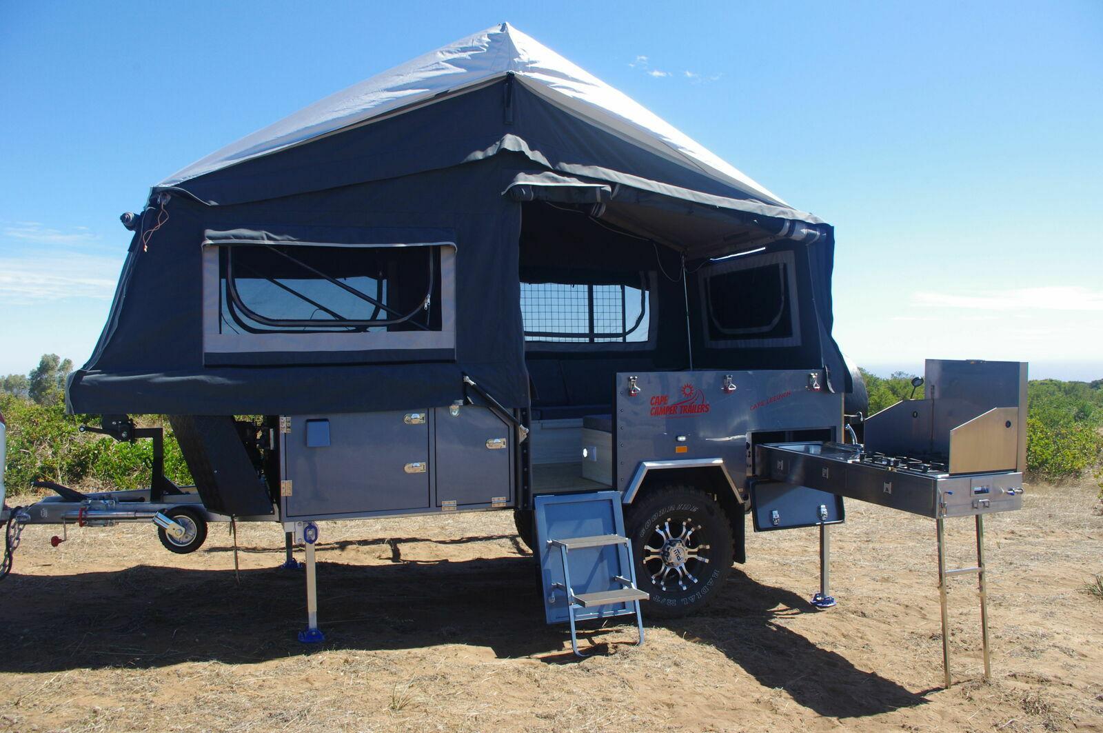 Cape Leeuwin Forward Fold Camper - Cover Image