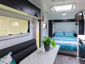 Danielle's Vans | 2019 New Age 21ft Road Owl | Perfect for any size family!