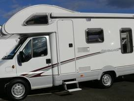 Butch the Motorhome - Cover Image
