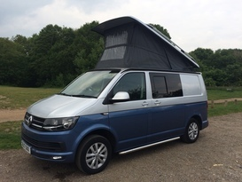 Amazing 4 Berth Pop Top VW T6 Campervan