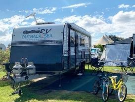 Tornado 2 - Luxury Family Bunk Caravan