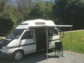 VW T4 Auto-Sleeper Trident 1.9tdi - Cover Image