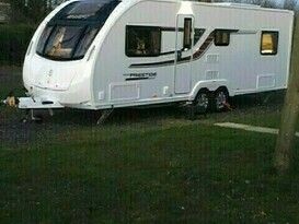 6 berth Ace Prestige twin axle - Cover Image