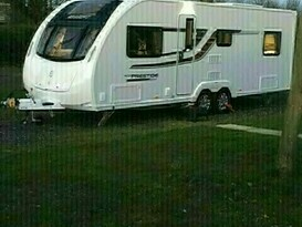 6 Berth Ace Prestige 2017- Twin Axle