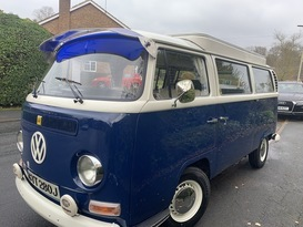 Dave the Campervan