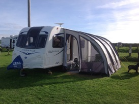 FABULOUS PET FRIENDLY 4 BERTH CARAVAN