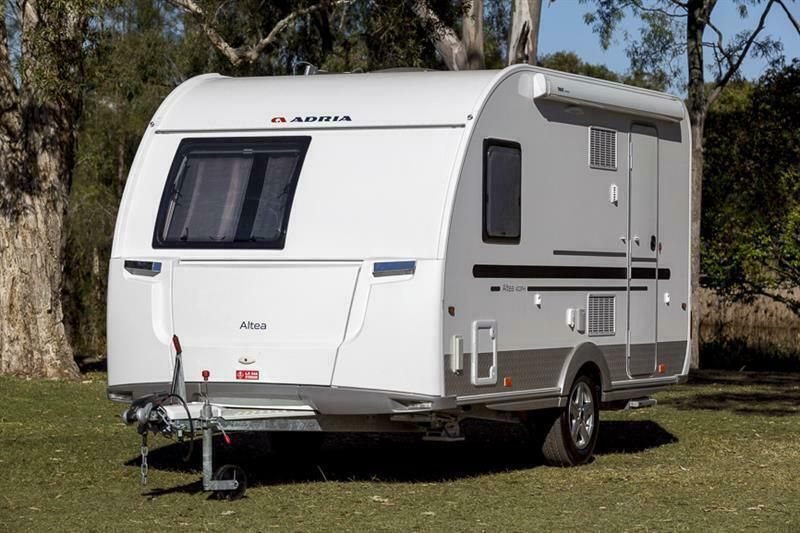 """Caravan for Hire in The Range QLD from $80 0 """"Cute"""