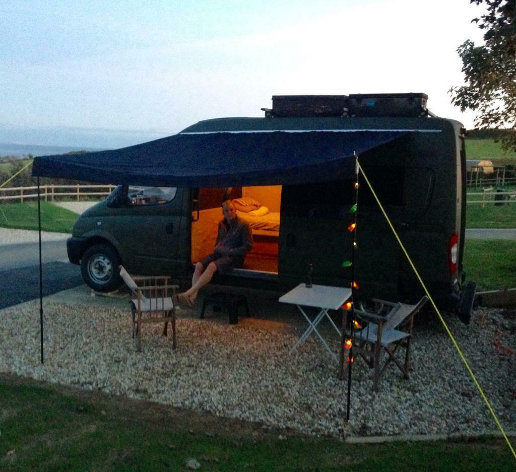 Campervan For Hire In Torquay From 163 30 0 Lennie The Ldv