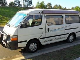 Rosie, the Discovery Van