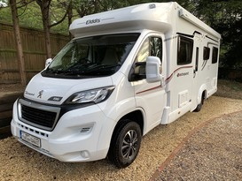 2018 Elddis Autoquest 196, 6 berth, 6 seats, spacious & family friendly!