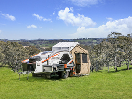 2019 TVAN Murranji - one of the easiest camper trailers to use