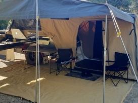 Dirt Trax Camper Hire
