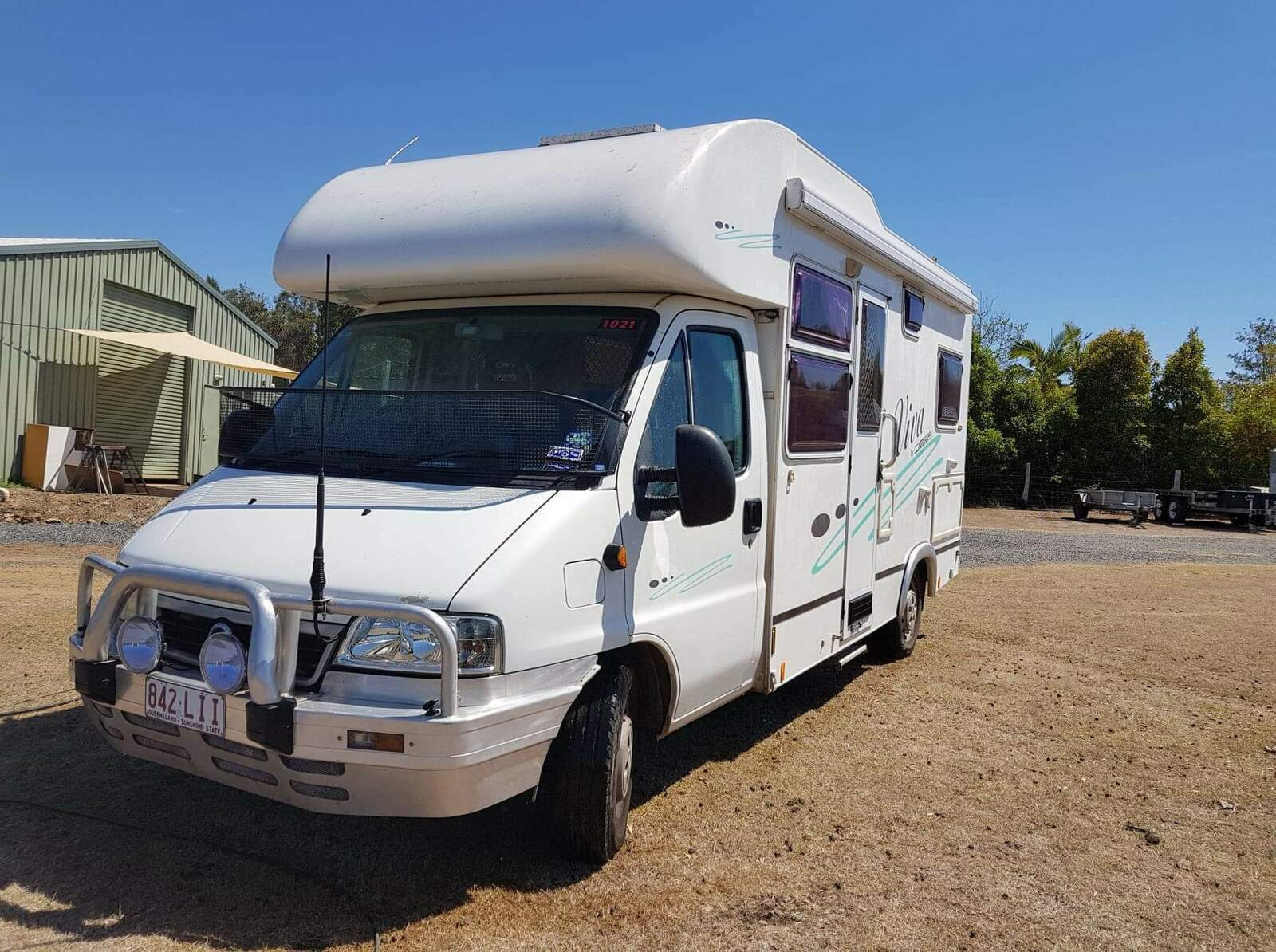 Motorhome For Hire In Caboolture Qld From 145 0 Miss