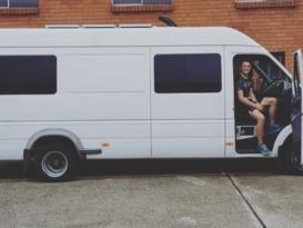 LUXURY CAMPER- VAN | MASSIVE BED | BRAND NEW