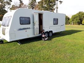 2010 Bailey Pegasus 4 berth
