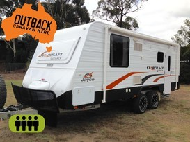 Jayco Starcraft Outback 20,62-3 - Cover Image