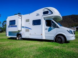 "Mercedes Sprinter 419 ""Just Go"" Jayco"