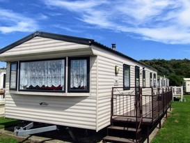 Love holiday home situated in lovely seaside village chapel st Leonard's  - Cover Image